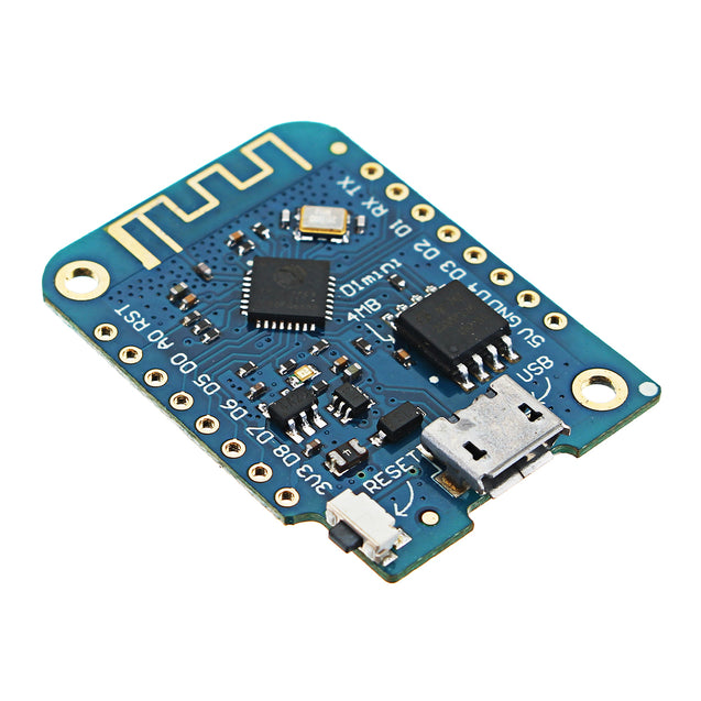 5pcs Wemos D1 Mini V3.0.0 WIFI Internet Of Things Development Board Based ESP8266 4MB