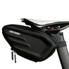 Coolchange Nylon Waterproof Bicycle Mountain Bike Saddlebags Reflective Seat Rear Bag for Xiaomi Electric Scooter Motorcycle E-bike Cycling