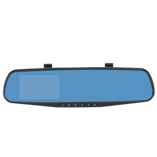 4.0 Inch 720P In-Car Rear View Mirror Dash DVR Recorder Lens Camera Monitor