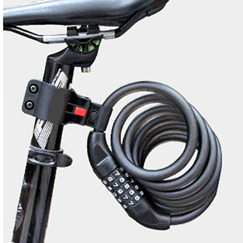 GUB SF-31 Thickened 1.2M Password Lock Xiaomi Electric Scooter Motorcycle E-bike Bike Bicycle Cyclin