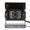 KELIMA Waterproof 24 SMD LED Rearview Camera 170 Degree Wide Angle Lens