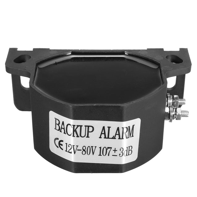 DC 12-80V 105DB Car Vehicle Reverse Horn Backup Warning Reversing Alarm Buzzer