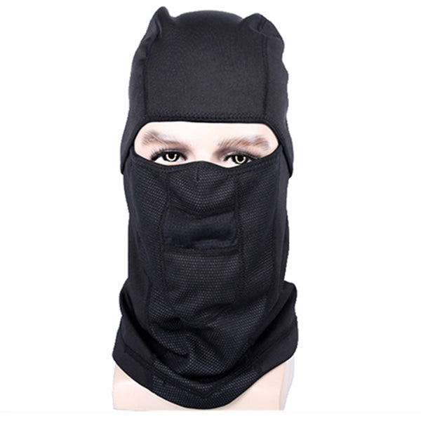 Outdoor Ski Snowboard Mask Cap Windproof Breathable Cycling Full Face Mask Riding Motorcycling