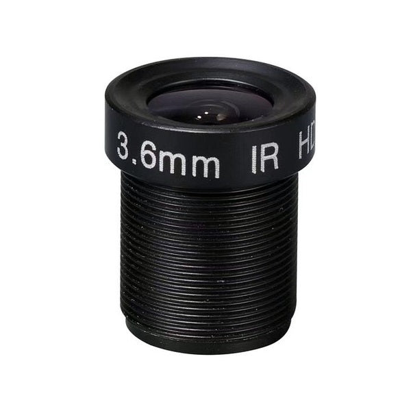 3.6mm HD 2MP M12 Camera CCTV Lens Mount 90 Degree Wide Angle Lens for IP AHD CCTV Camera