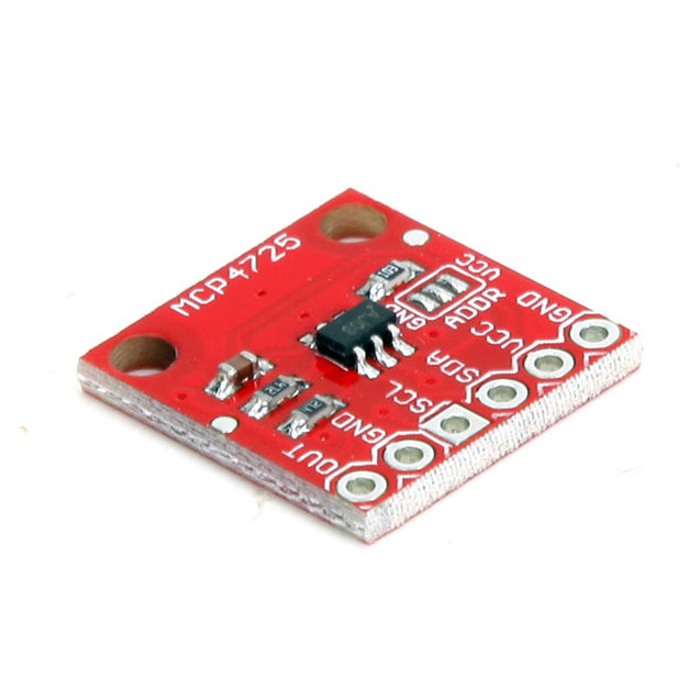30pcs CJMCU-MCP4725 I2C DAC Breakout Development Board Module