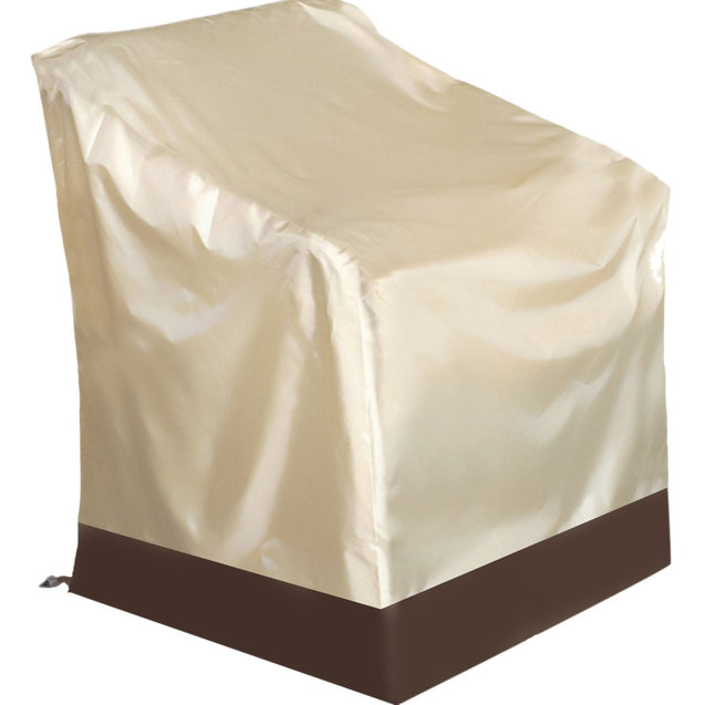 IPRee 84x67x73CM Waterproof High Back Chair Cover Outdoor Patio Yard Furniture Protection