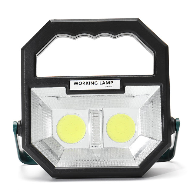 10W 800LM COB LED USB Rechargeable Flood Work Light Spot Lamp Outdoor Camping Tent Lantern