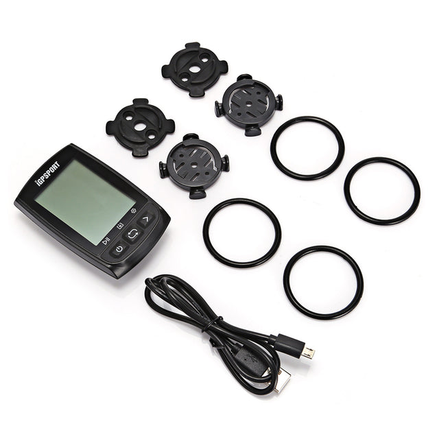 IGPSPORT IGS50E Bluetooth 4.0 Wireless Bike Computer GPS ANT+ Waterproof Cycling Bicycle Speedometer