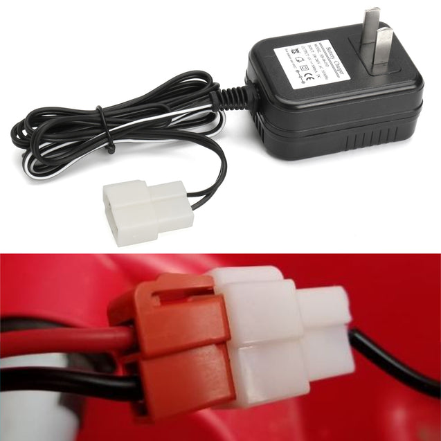 6V AC Charger Adaptor Power Supply US Plug For Avigo Kid Toy Car Battery 500MA