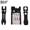 BOY 8060 19 in 1 Multifunction Cycle Bike Repair Bicycle Repair Black Tool Kit Set