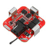 4S 14.8V 16.8V Lithium Battery Protection Board For Power Tools Drill Straight
