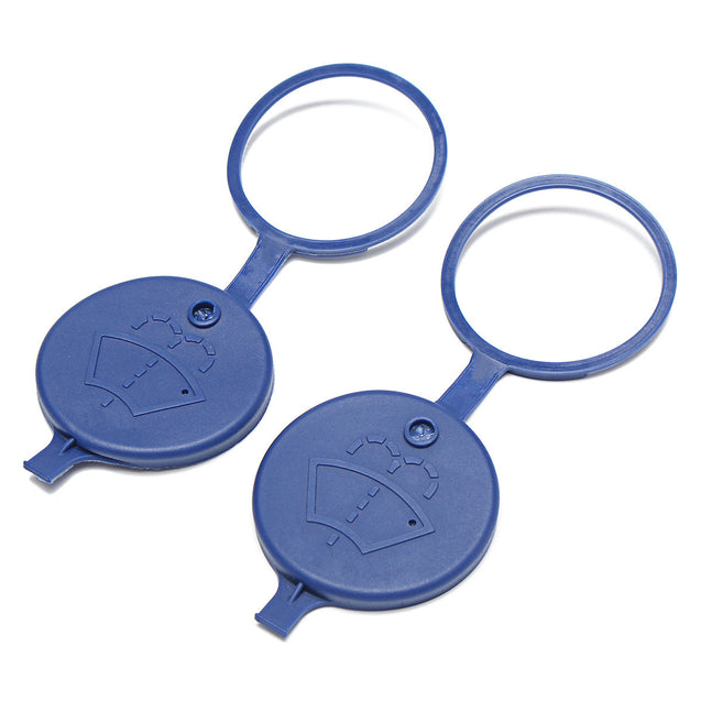 2Pcs Wind Shield Wiper Washer Fluid Reservoir Tank Bottle Cap For Peugeot/Citroen