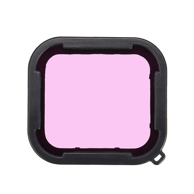12 in 1 40M Waterproof Protective Housing Case Lens Filter Mount for GoPro Hero 7 6 5 Action Camera