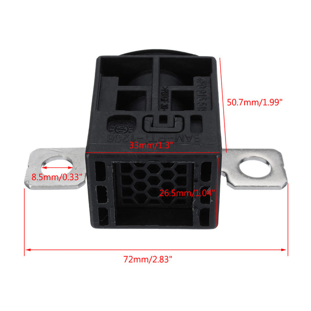 Battery Cut Off Overload Protection Trip for Audi Q5 A3 A4 A5 A7 A6 4F0915519