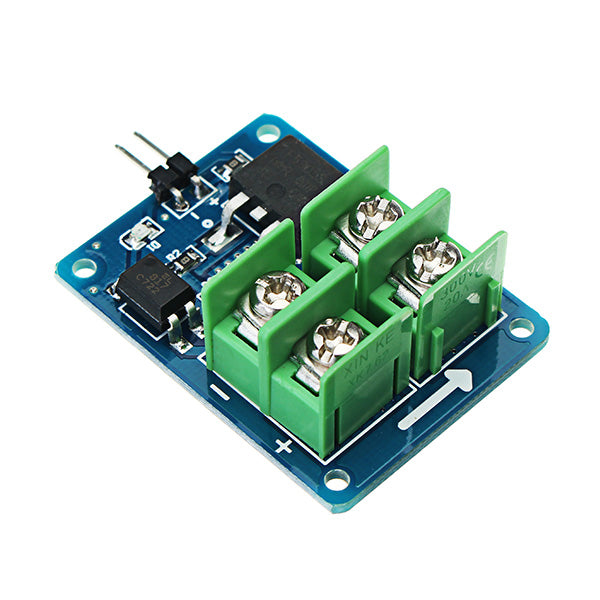 5Pcs 3V 5V Low Control High Voltage 12V 24V 36V MOS PWM Motor Speed Controller