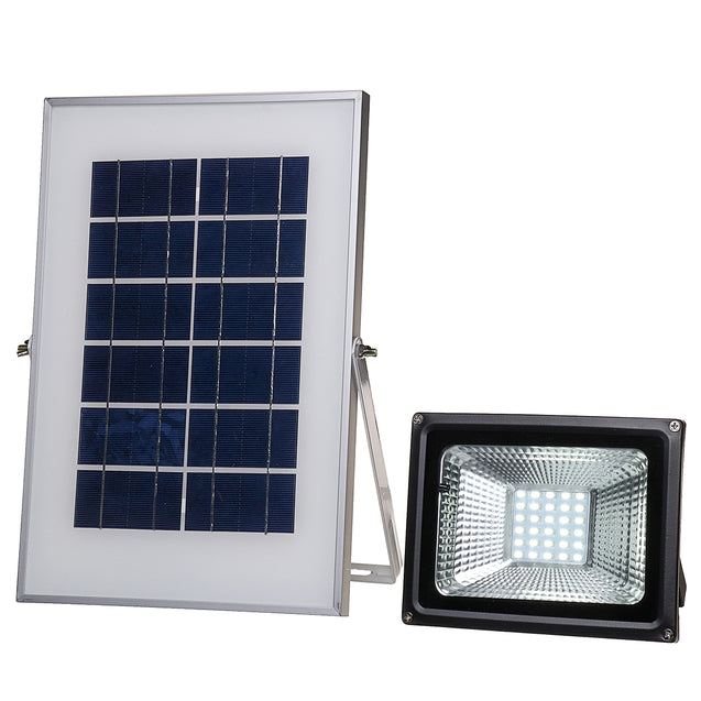 10W Solar Power Light Ourdoor Camping Light Waterproof Garden Lawn Lamp 30 LED Lantern