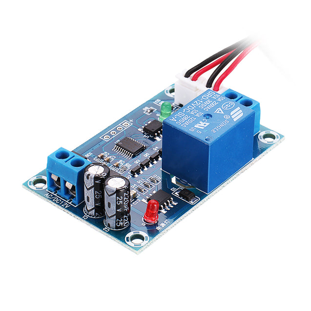 XH-M203 AC/DC 12V 10A Automatic Water Level Controller Water Level Switch Liquid Level Pump Control Module