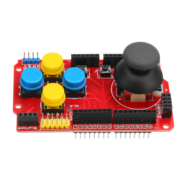 3pcs JoyStick Shield Game Expansion Board Analog Keyboard With Mouse Function