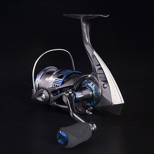 Original Abu Garcia REVO DEEZ 1000 6.2 : 1 9+1BB Spinning Fishing Reel Freshwater Reel Left/Right