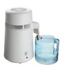 220V 4L 750W Water Distiller Pure Purifier Filter 304 Stainless Steel