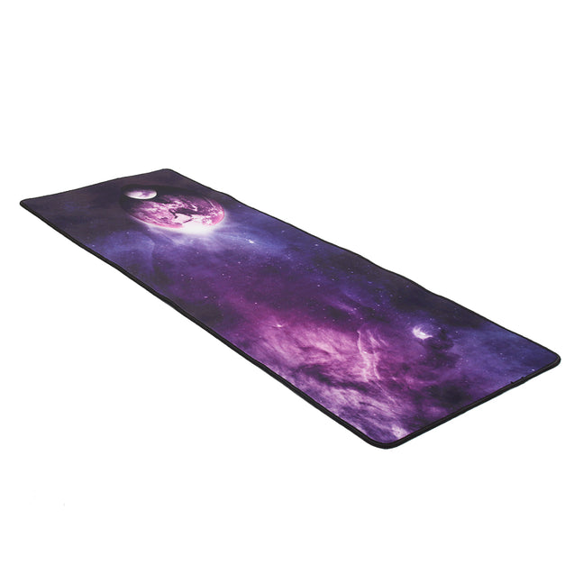 900x300x4mm Universe Moon Large Mouse Pad Anti-Slip Gaming Mice Table Desk Mat