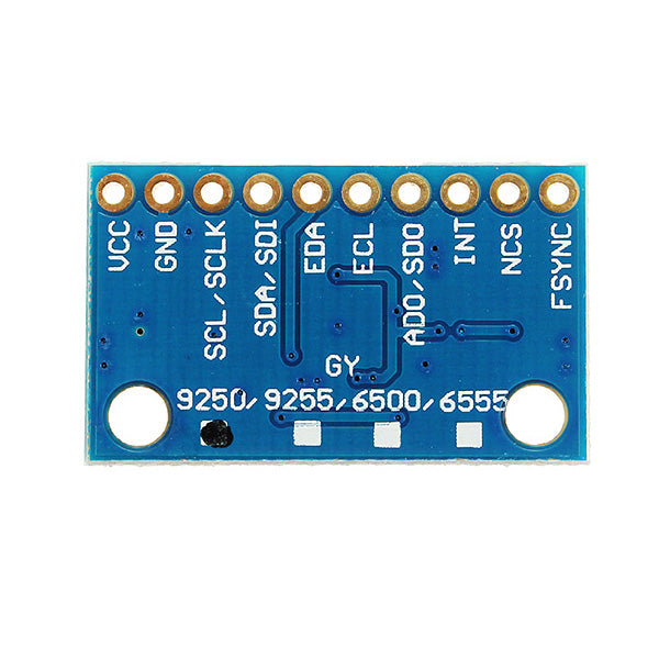3Pcs MPU-9250 GY-9250 9 Axis Sensor Module I2C SPI Communication Board For Arduino