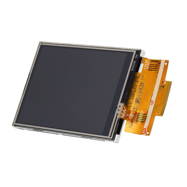 HD 2.4 Inch LCD TFT SPI Display Serial Port Module ILI9341 TFT Color Touch Screen Bare Board