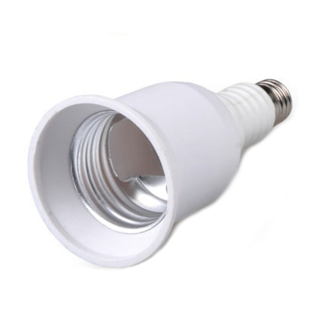 E11 Male to E26/E27 Female Lampholder Bulb Adapter Converter Light Socket for Halogen CFL Lamp