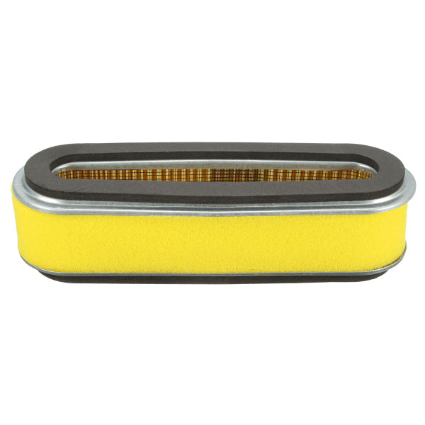 Oval Lawnmower Air Filter And Sponge For Honda HR214 HR194 HR195 HRA214 GV150 153X45mm