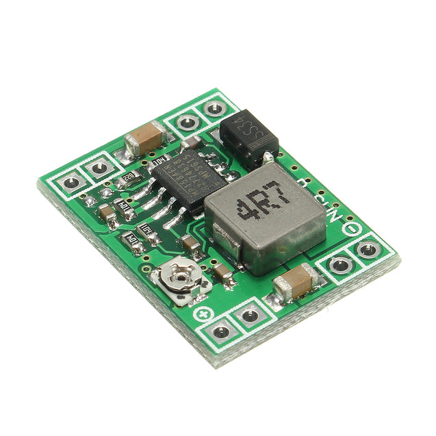 20pcs Mini MP1584EN DC-DC BUCK Adjustable Step Down Module 4.5V-28V Input 0.8V-20V Output