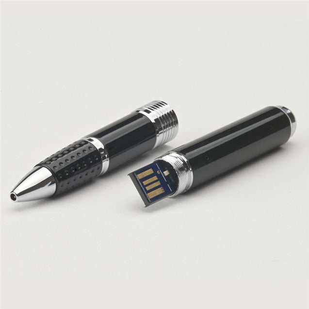 1080P USB Video Recorder Pen Hidden Lens Take Photo Audio Mini Camera Support up to 32GB TF Card