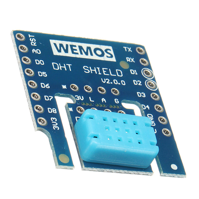 3pcs Wemos DHT Shield V2.0.0 For WEMOS D1 Mini DHT12 I2C Digital Temperature And Humidity Module