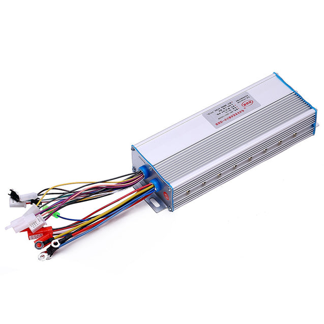 BIKIGHT 48V-72V 1000W Brushless Motor Controller 18Fets Dual Mode For Electric Bike Bicycle Scooter