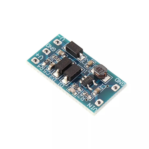 3Pcs DC-DC 5V to 12V Power Supply Module 2.8V~5.5V Input 12V Output Step Up Module DC DC Converter Board