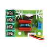 2000W Thyristor Governor Motor 220V Regulating Dimming Thermostat Module