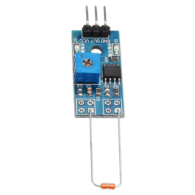 3pcs Thermal Sensor Module Temperature Sensor Switch Module For Arduino Smart Car Accessories