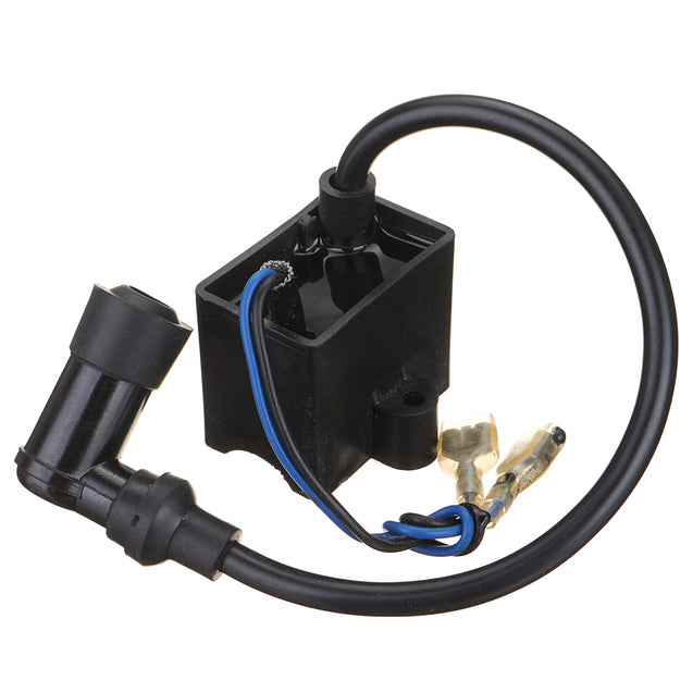 CDI Ignition Coil Magneto For Motorized 49cc 66cc 80cc Engine Bicycle Spark Plug