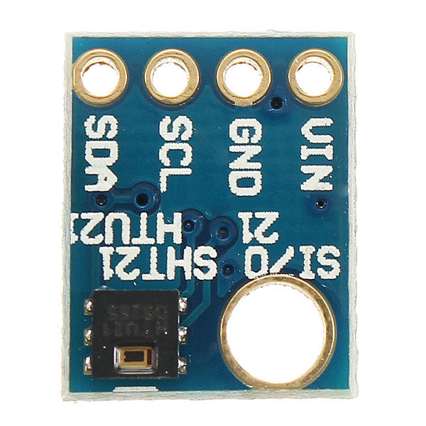 5Pcs GY-21 HTU21D Humidity Sensor With I2C Interface For Arduino Industrial High Precision