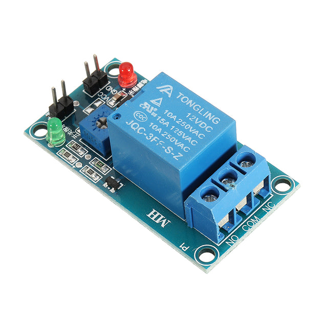 12V Raindrop Controller Relay Module Foliar Humidity Waterless Switch Rain Sensor For Arduino