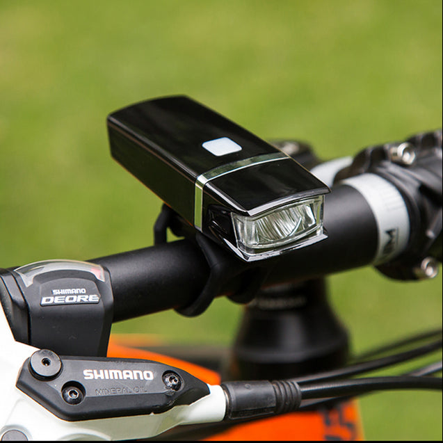INFUN SF50 200LM 6 Modes Built-in 1000mAh Lithium Battery IPX6 Waterproof Bike Light