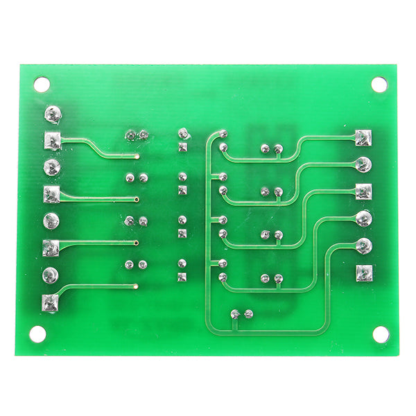 3Pcs 24V To 5V 4 Channel Optocoupler Isolation Board Isolated Module