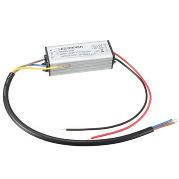 New 20W Waterproof IP67 Power Supply Constant Current LED Light Driver