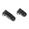 3pcs Long and Short Straight Joint Universal Links Mount for Action Sport Camera