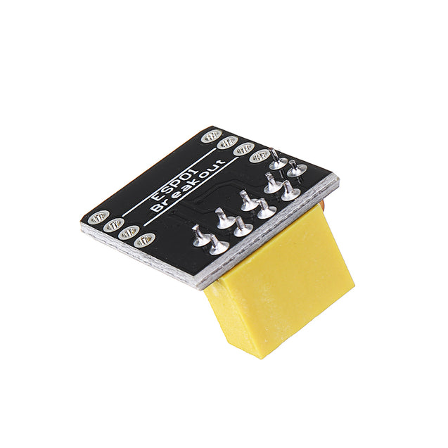 10pcs ESP01/01S Adapter Board Breadboard Adapter For ESP8266 ESP01 ESP01S Development Board