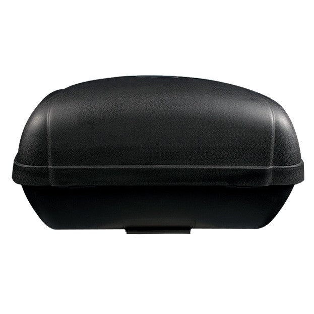 X-Large Motorcycle Scooter Trunk Luggage Top Case Tail Box For 2 Helmets