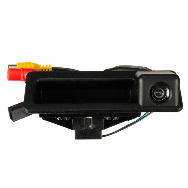 Reverse Handle CCD HD Camera for BMW E82 E88 E84 E90 E91 E92 E93 E60 E61 E70 E71