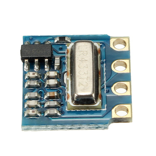 20Pcs H34A 433Mhz MINI RF Wireless Transmitter Module Minimum Remote Control Module ASK 2.6-12V