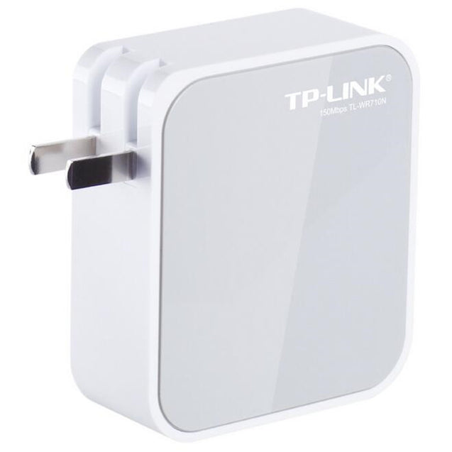TP-Link TL-WR710N 2.4GHz 150Mbps Mini Wireless WiFi Router Repeater AP with USB Port