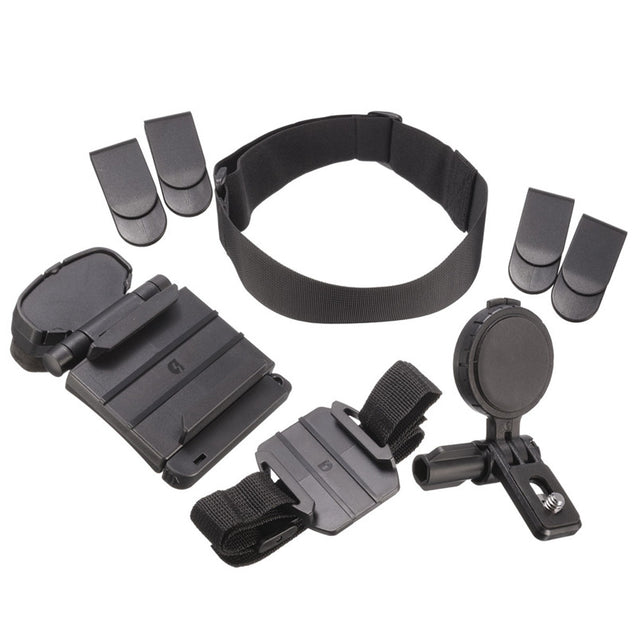 UHM1 Universal Head Strap Mount Kit For Sony Action Camera AS30V AS15 AS100V