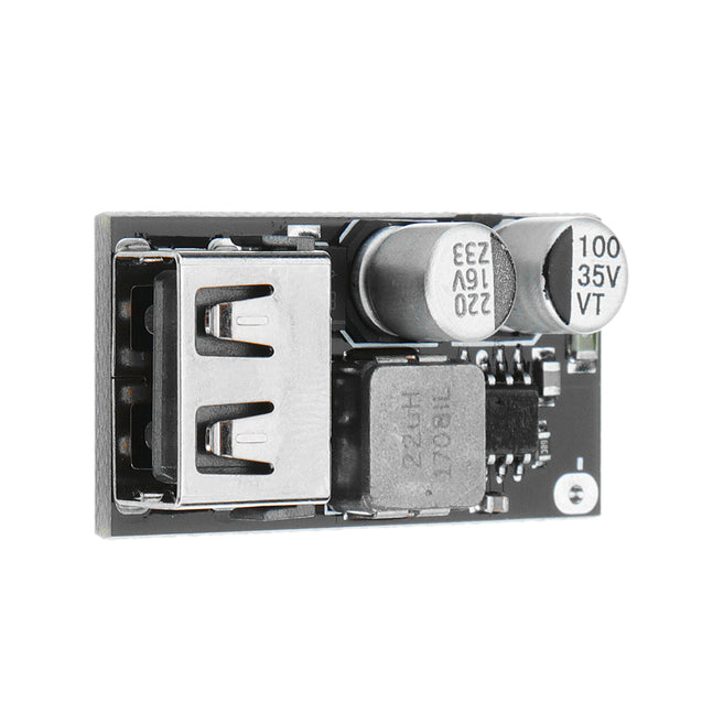 3pcs DC Buck Module 12V24V to QC3.0 Single USB Mobile Charging Board